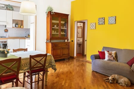 Nico & Spina's place@Sant'Ambrogio(free city tour)