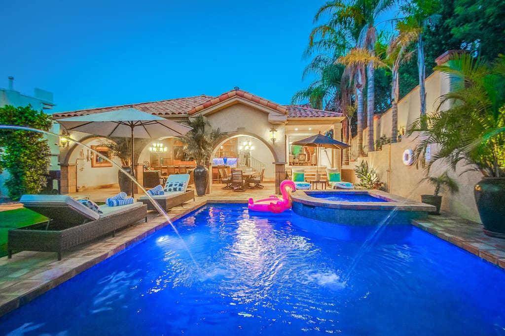 Casa Paradiso A Private Resort Home In Of The City Houses For Rent In San Diego