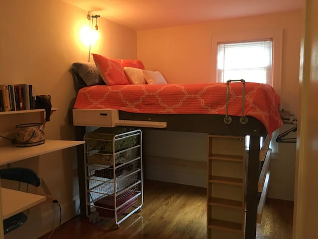 Private Rm for 1 or 2 SU & UPSTATE - Syracuse - Appartamento