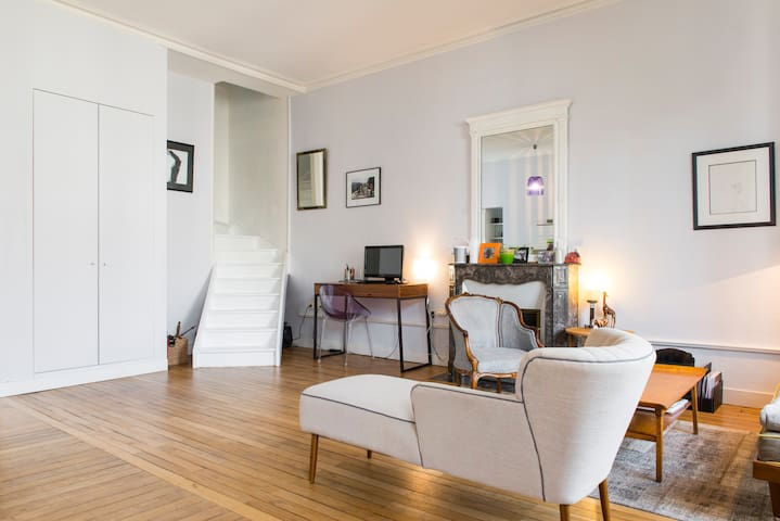 Ideal for family with children - Nantes - Apartemen