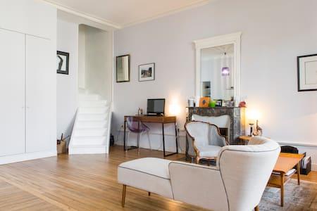 T4 en duplex - Idéal pour famille avec enfants - Nantes - Wohnung