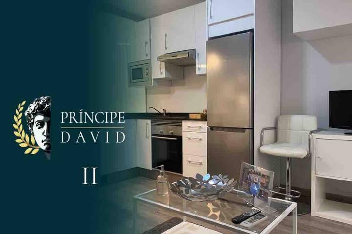 Principe David ll. 3 apartamentos juntos