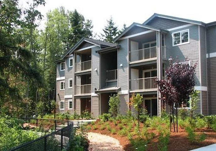 Barkley Ridge Apartment - Federal Way - Daire