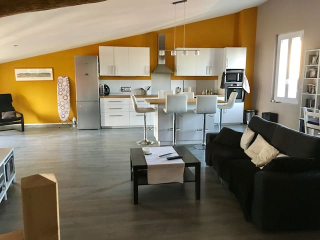 Apartment near of Perpignan - Saint-Estève - Apartament
