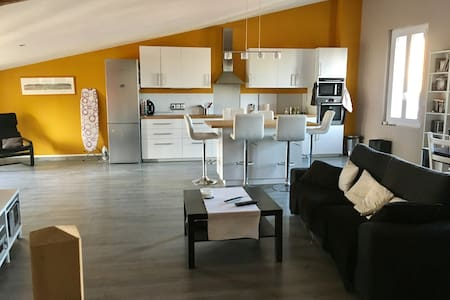 Apartment near of Perpignan - Saint-Estève - Apartment