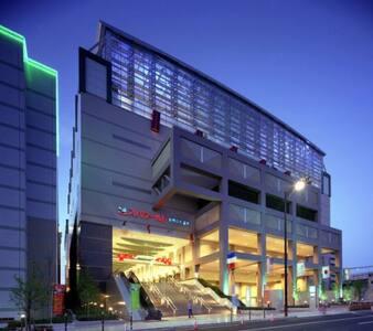 Casa de shin-imamiya 305*for privete*関空直通!駅から徒歩約1分 - Chuo Ward, Osaka