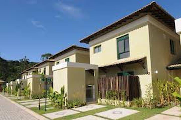 Casa em condomínio fechada na Barra do sahy - São Sebastião - Dům
