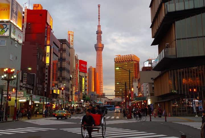 Asakusa G-18 Part 2 Ginza Line