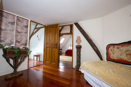 FAMILIAL SUITE FOR 4 PEOPLE  - Pressagny-l'Orgueilleux - Bed & Breakfast