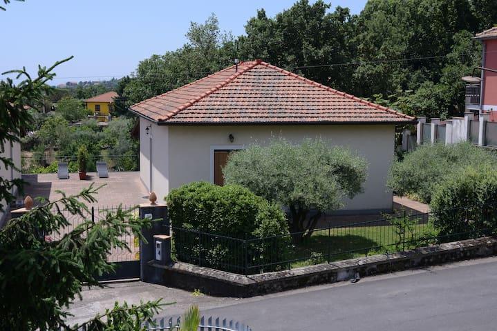 Scatitti House, luogo di pace e prosperità