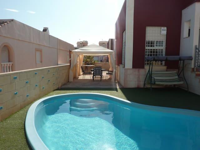 Preciosa Villa ideal para vacaciones. - Murcia