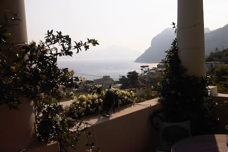 Capri with view - La terrazza di Mil