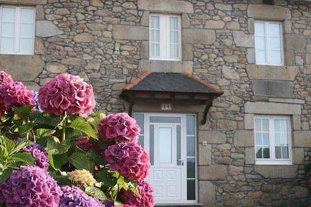 Vivienda de aldea cerca de Viveiro - Toimil - 公寓