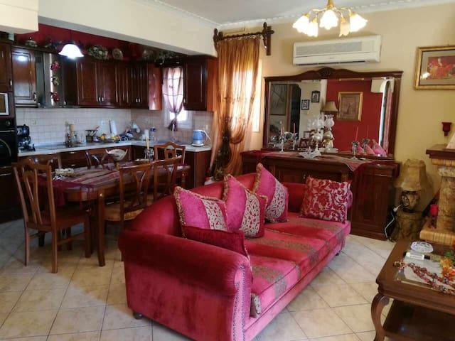 Olga House - Agios Markos