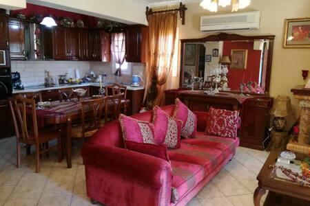Olga House - Agios Markos - Casa