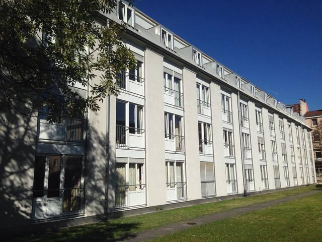 Gästehaus - Front