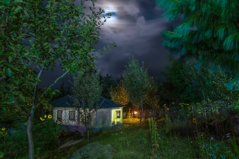 Swiss Tent   The Monk by Livingstone   Kalpa