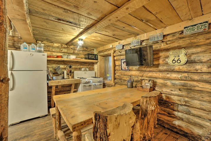 NEW! Rustic Log Cabin on 1,000 Acres By Mesa Verde