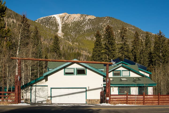 Silver Plume Ski Lodge-closest lodging to Loveland - Silver Plume - Casa