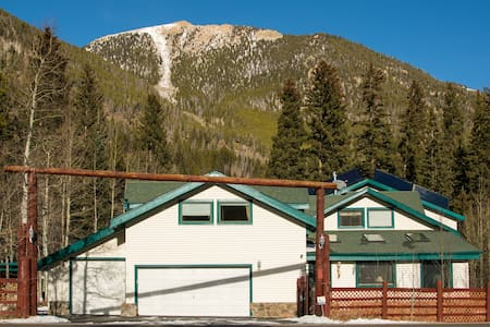 Silver Plume Ski Lodge-closest lodging to Loveland - Silver Plume - บ้าน