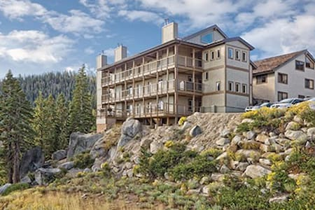 WorldMark Tahoe-Sleeps 4. Perfect winter getaway! - Lake Tahoe