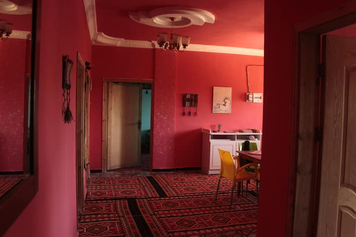 Bedouin Pink EcoHouse