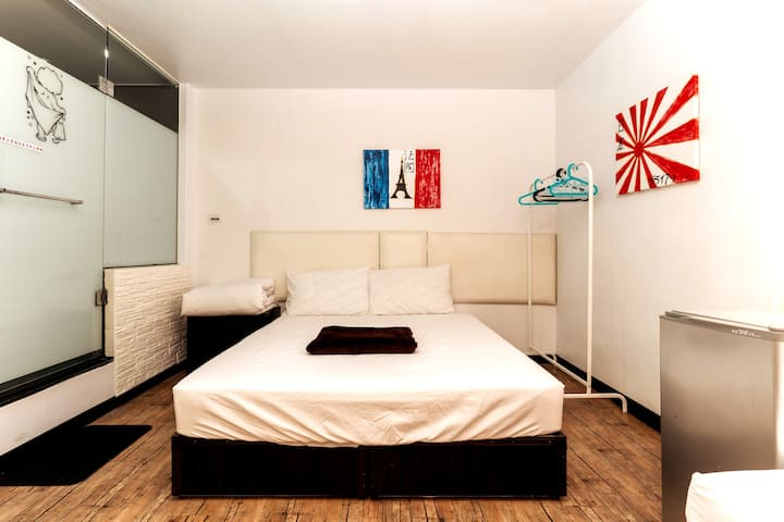 ★ 2 Sweet Dream Cozy Room 1.6km from Liu He market