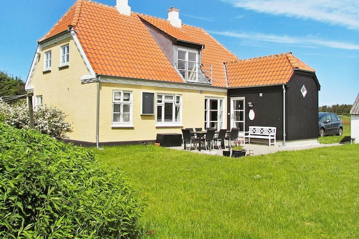 Spacious Holiday Home in Skagen with Terrace
