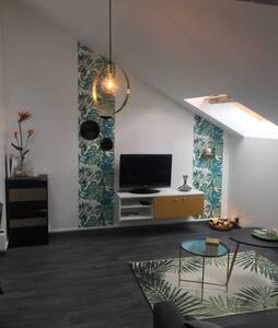 Appartement calme proche du centre de Reims