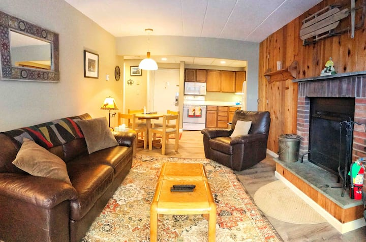Cozy Killington 1 bed/1bath Condo. Prime location!