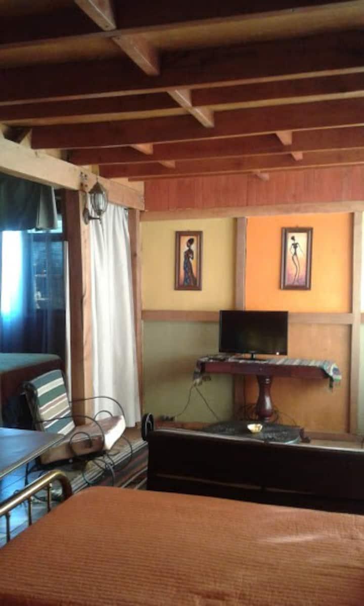 Cabañas Puerta del Sol Molina B&B