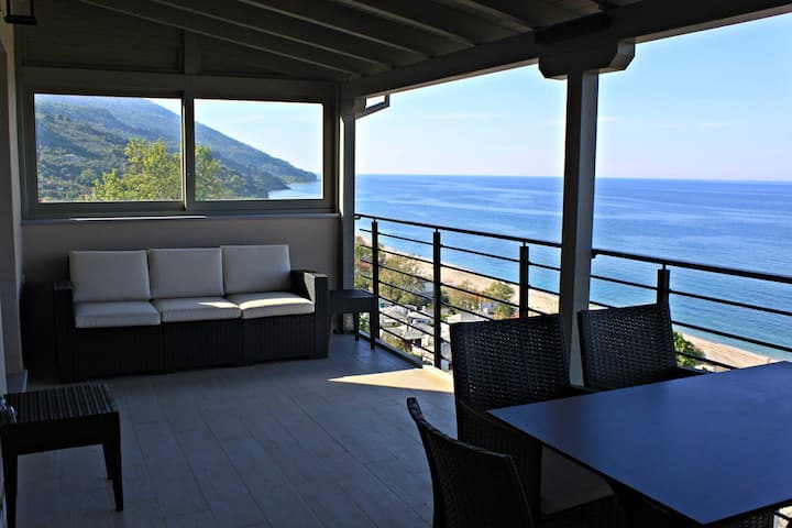 Kallia Luxury Suites hotel Chorefto- Senior Suite