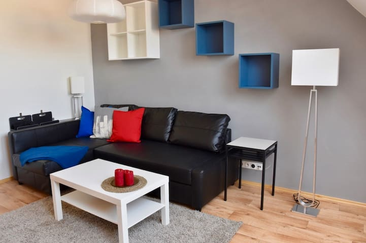 Fully equipped apartment in the city center - Brno - Apartamento