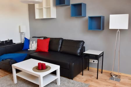 Fully equipped apartment in the city center - Brno - Huoneisto