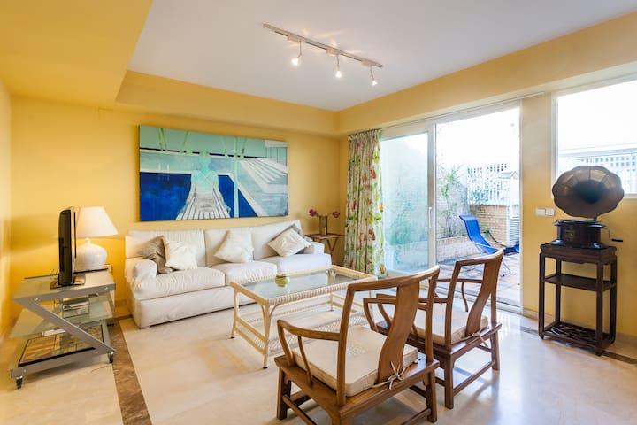 Mediterranean Beach Oasis - Alboraya - House