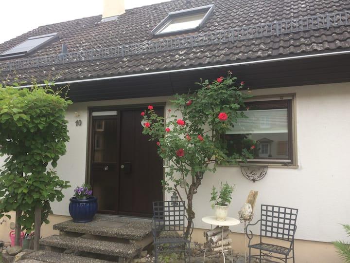 Haus auf dem Bodanrück mit schöner Wohnung