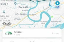 $9 for a Grab car from airport to my place