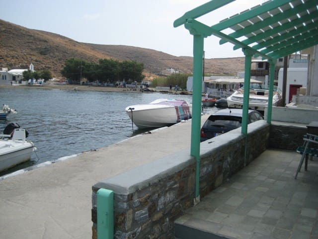 Furnished 2 floor appatment Agia Eirini Kythnos - Kithnos - Wohnung