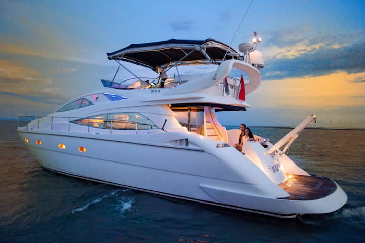 Exclusive Super Yacth 56Ft - Sail in Style...