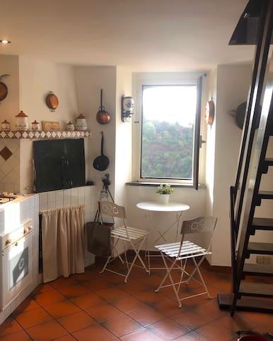 Romantic house between Latium and Tuscany Maremma