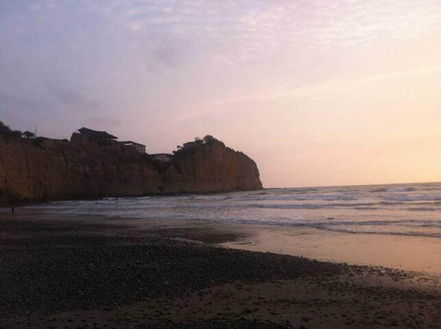 OLON ON THE BEACH - Olon