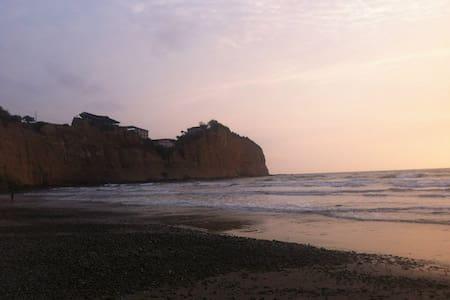 OLON ON THE BEACH - Olon - House