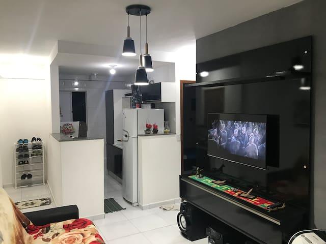 Apartamento Completo, Praia Pau Amarelo - PE