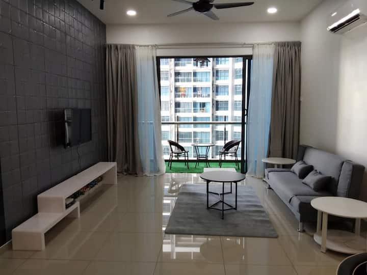 Atlantis Residence Melaka B15-10