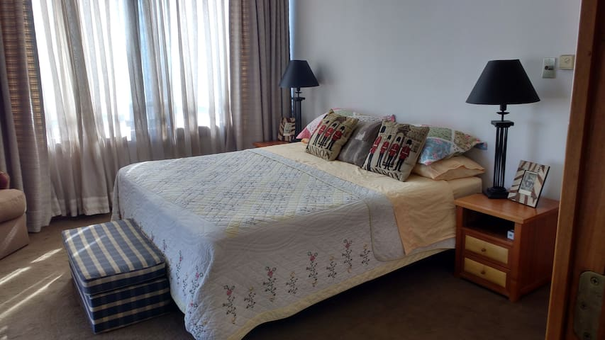 Exclusive apartment in the heart of Las Condes