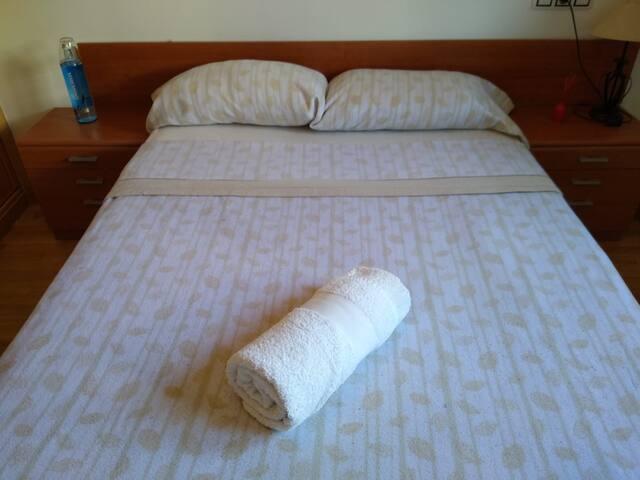 Perfecta habitación en Melide ideal peregrinos