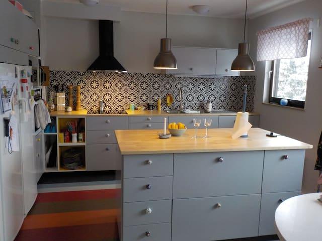 Lägenhet i södra Gottsunda - Uppsala