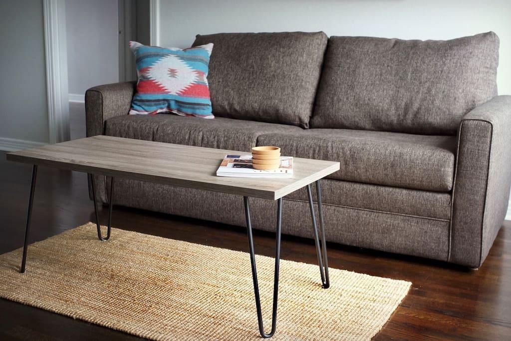 Design + Cozy