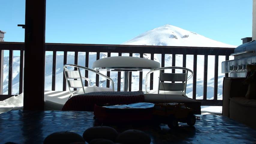 DEPARTAMENTO VALLE NEVADO SKI RESORT