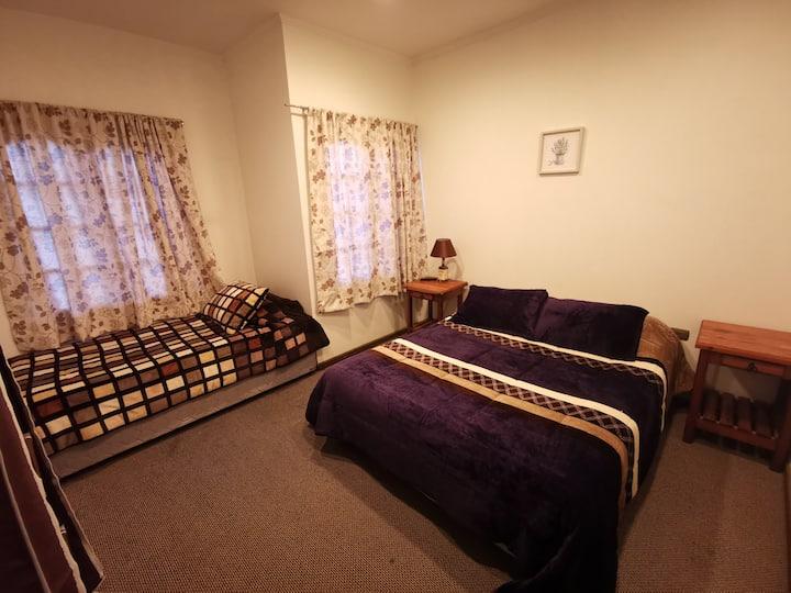 Habitación triple en Pichilemu
